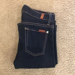 7 For All Mankind | The Skinny Bootcut Jean